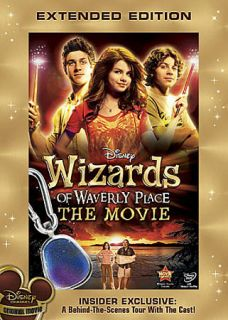 Wizards of Waverly Place The Movie DVD, 2009, Extended Edition