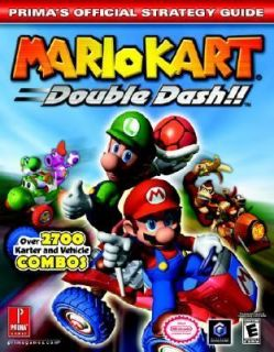 Mario Kart Double Dash by Prima Games Staff, David Hodgson and Prima