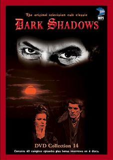 Dark Shadows   Collection 14 DVD, 2004, 4 Disc Set
