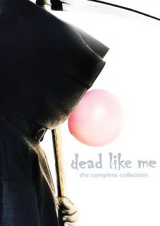 Dead Like Me   Complete Series Giftset DVD, 2009, 9 Disc Set