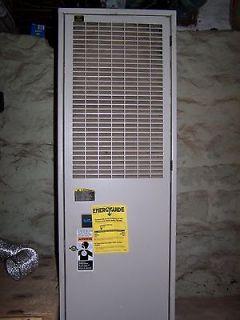 beckett af15 series oil burner /furnace, mobile home furnace pick up