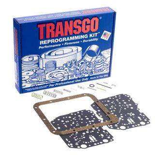 TRANSGO C4 C 4 SHIFT KIT FORD TRANSMISSION / PN 40 2