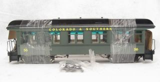 Delton 9501 CS Early American Trains Long Coach   Colorado