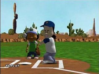 Backyard Baseball Nintendo GameCube, 2003
