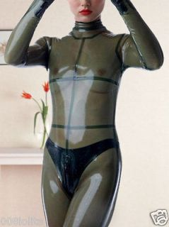 Latex/Rubber/C​atsuit/black/C​ostume Unique/Costume​/party/sexy