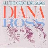All the Great Love Songs by Diana Ross CD, Motown Record Label
