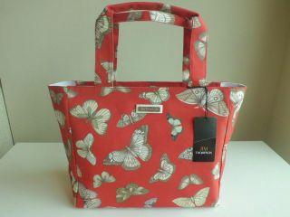 Jim Thompson   Fiji Bag   Luxury Extra Large Handbag Summer   Rusty