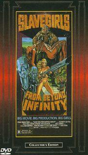 Slave Girls From Beyond Infinity DVD, 1999
