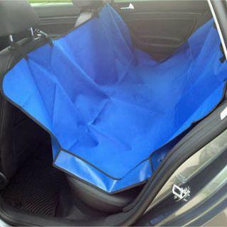 New Blue Dog Cat Pet Car Truck Seat Cover Hammock Carpet Mat