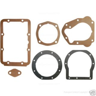 Triumph TR6   Overdrive A & J Type Gearbox Gasket Set