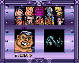 Double Dragon V The Shadow Falls Super Nintendo, 1994