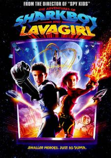 Adventures of Sharkboy and Lava Girl in 3 D DVD, 2011