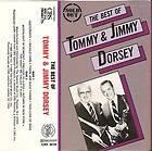 The Best of Tommy & Jimmy Dorsey by Jimmy Dorsey (Cassette, Jan 1985