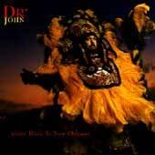 Goin Back to New Orleans by Dr. John CD, Jun 1992, Warner Bros
