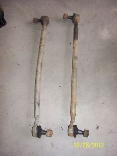 OEM FACTORY 87 04 Yamaha YFM350 350 Big Bear 4x4 4wd Tie Rods & Ends