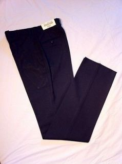 TROUSERS US AIR FORCE DRESS PANTS MENS POLY WOOL SERGE USAF BLUE 1620