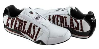 EVERLAST DRIFTER MENS SHOES/RUNNERS/SNEAKERS WHITE US SIZES 7,8,9,10
