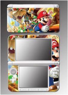 Super Mario Bros Brothers Party Luigi Video Game Skin #8 for Nintendo
