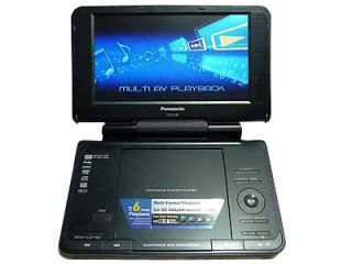 Panasonic DVD LS83 Portable DVD Player 8.5