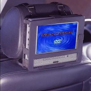 portable headrest dvd player in Car Video