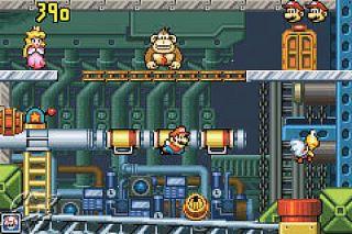 Game Watch Gallery 4 Nintendo Game Boy Advance, 2002