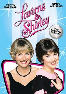 Laverne Shirley   The Complete Fourth Season DVD, 2008