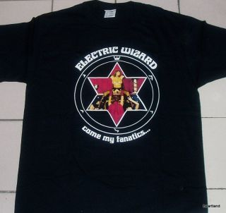 electric wizard shirt in Clothing,