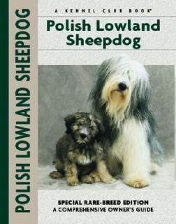 Polish Lowland Sheepdog by Elizabeth Augustowski 2007, Hardcover