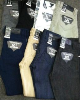 Boys Denim Skinny Jeans, many colors and sizes available. Premium