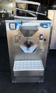 Lab 500 Air Cooled Batch Freezer Ice Cream Gelato Italian Ice Maker