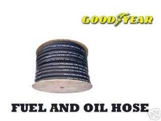 GOODYEAR 8mm 5/16 dia fuel oil diesel hose petrol pipe