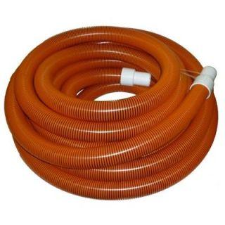 50 Orange/Black Carpet Cleaning TM Vacuum Hose