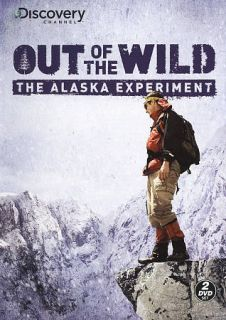 Out of the Wild The Alaska Experiment DVD, 2009, 2 Disc Set