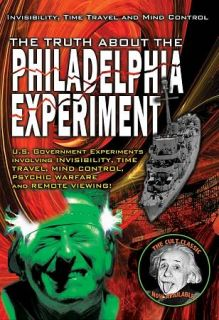 The Truth About the Philadelphia Experiment DVD, 2010