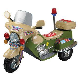 Lil Rider™ Green Machine Police Cruiser   New