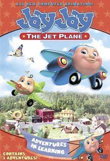 Jay Jay The Jet Plane   Adventures in Learning by Sandy Fox, Jennifer