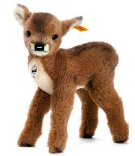 Steiff Raya fawn collectable alpaca soft toy EAN 071645