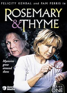 Rosemary Thyme   Series 1 DVD, 2005