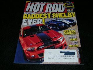 HOT ROD~Mag.~MAY 2011~122 Pages of~ HOT RODS~For the Collector~SALE#6