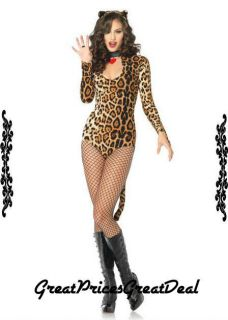 Pattern Leg Avenue 83784 2 pcs Wicked Wildcat Sexy Holiday Costume