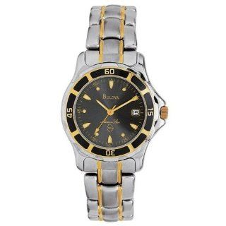 Bulova Bulova Marine Star Watch 98G05: Watches: