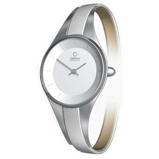 Obaku Harmony Womens Watch   White Band / White Face   V110LCIRWS 053