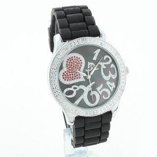 Techno Master Watches Ladies Diamond Watch 0.12ct Watches