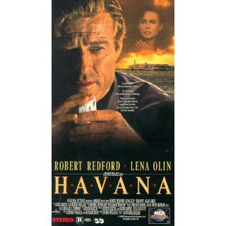 [VHS] Robert Redford, Lena Olin, Alan Arkin, Tomas Milian, Daniel