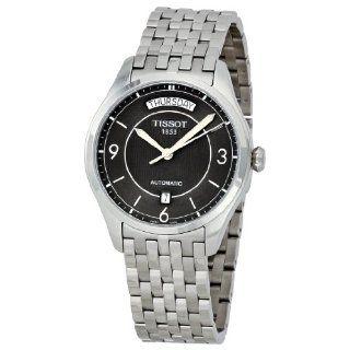 Tissot Mens T0384301106700 T One Day Date Calendar Watch Watches