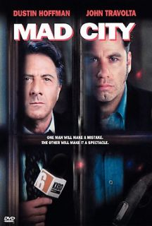 Mad City DVD, 1998