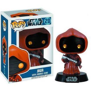 Funko Pop   Star Wars JAWA Vinyl Figure Bobblehead