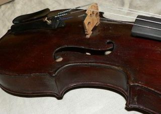 VERY RARE ITALIAN LABELED VIOLIN, WARM RICH SOUND,READY TO PLAY,NEW