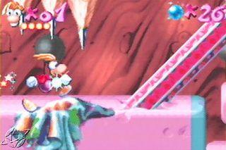 Rayman Advance Nintendo Game Boy Advance, 2001