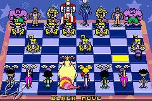 Dexters Laboratory Chess Challenge Nintendo Game Boy Advance, 2002